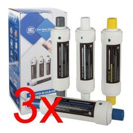 Sparset Ersatzfilterset für EXCITO-B