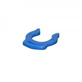 3/8' Sicherungsclip - blau
