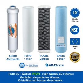 10' Zoll Filterset High Quality Made EU