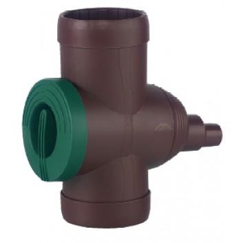 Cool Filtersammler - Regenwassersammler mit Filter zum Einbau im Fallrohr IX77