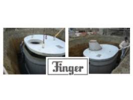 Finger Jumbo Zisterne